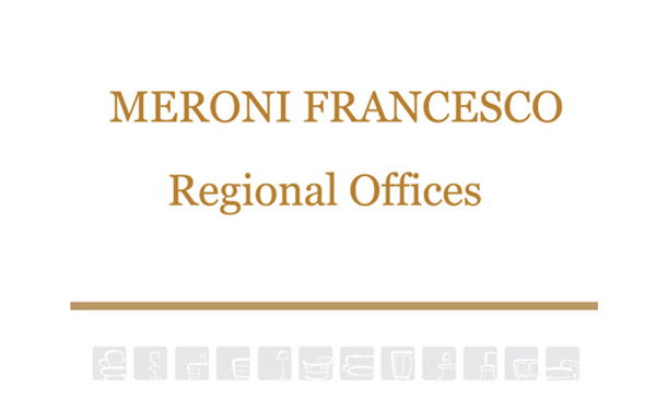 MERONI REGIONAL OFFICES